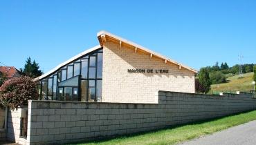 Maison de l'eau à Anse